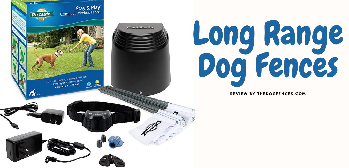 long range wireless dog fence